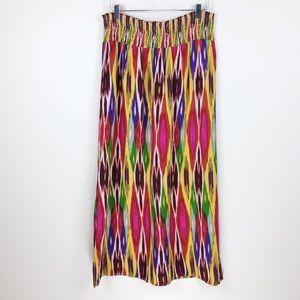 Anthro Vanessa Virginia Apolline Maxi Skirt